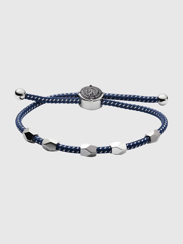 Diesel - DX1140, Blue/Grey - Bracelets - Image 1