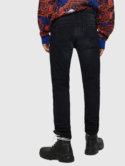 Diesel - D-Bazer 0679R, Black/Dark grey - Jeans - Image 2
