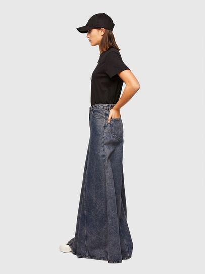 Diesel - D-Spritzz 009RP, Dark Blue - Jeans - Image 5