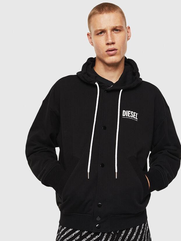 J-BOMZ, Black - Jackets