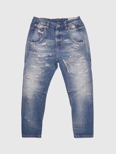 Diesel - FAYZA-J-N, Blue Jeans - Jeans - Image 1