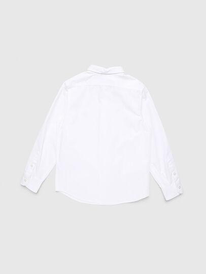 Diesel - CSBILL, White - Shirts - Image 2