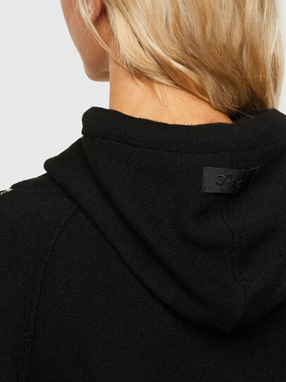 Diesel - M-LAZUR, Black - Knitwear - Image 4