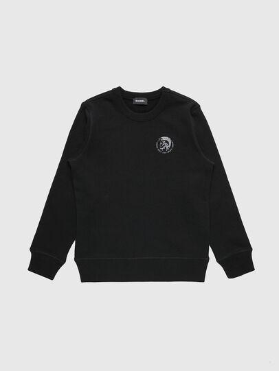 Diesel - UMLT-SWILLY-U, Black - Underwear - Image 1