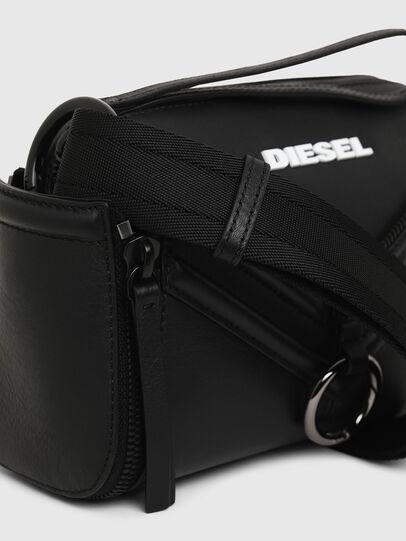 Diesel - LE-ZIPPER CROSSBODY,  - Crossbody Bags - Image 6
