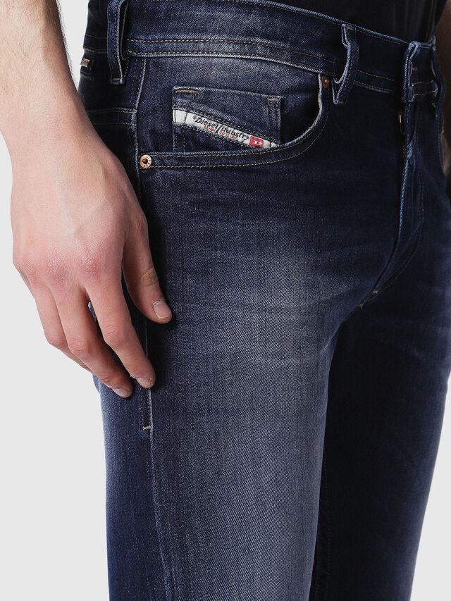 Diesel - Thommer 0860L, Dark Blue - Jeans - Image 4