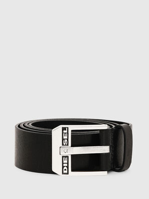 BLUESTAR, Black/Silver - Belts