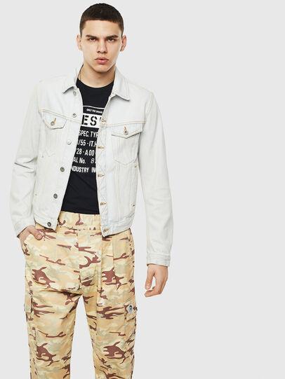 Diesel - D-GALY-F, Blue Jeans - Denim Jackets - Image 3