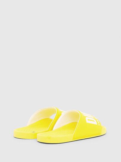 Diesel - FF 01 SLIPPER CH, Yellow - Footwear - Image 2