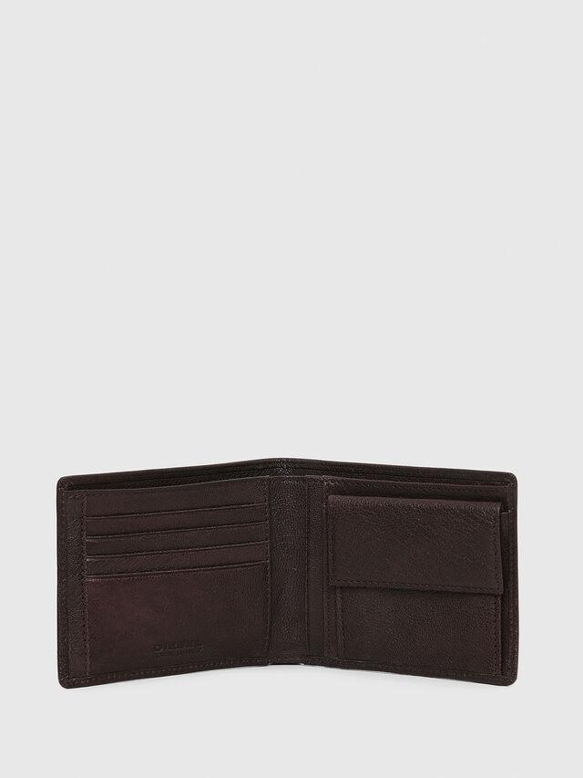 Diesel - HIRESH, Brown - Small Wallets - Image 3