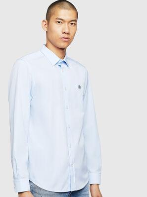 S-BILL, Azure - Shirts