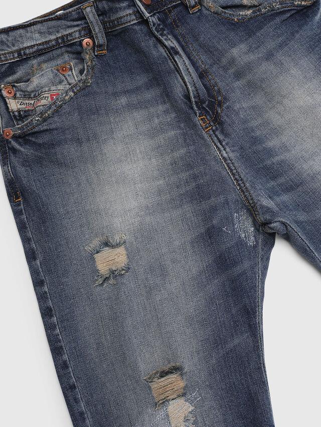 Diesel - NARROT-R-J-N, Blue Jeans - Jeans - Image 3