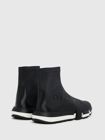 Diesel - H-PADOLA HIGH SOCK W, Black - Sneakers - Image 3