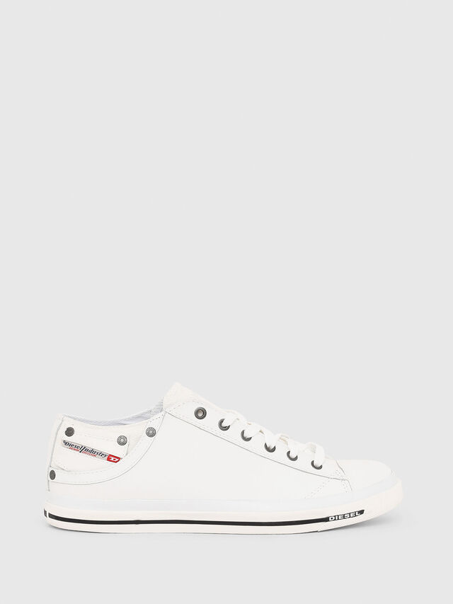 Diesel EXPOSURE LOW I, White - Sneakers - Image 1