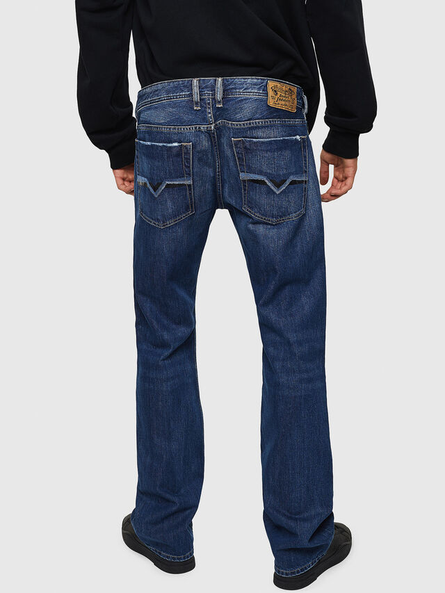 Diesel - Zatiny 008XR, Medium blue - Jeans - Image 2