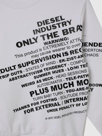 Diesel - SGIRKS1 OVER, White - Sweaters - Image 3