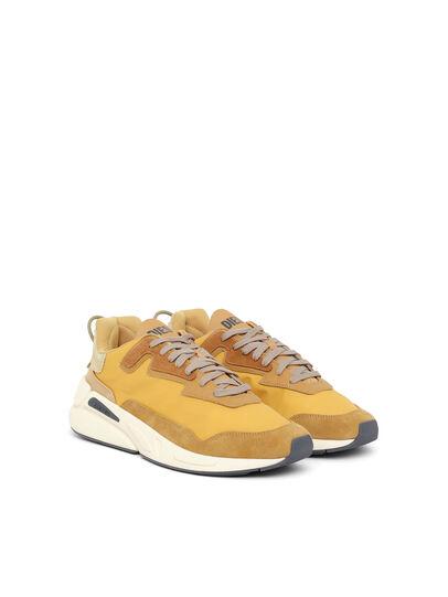 Diesel - S-SERENDIPITY LC, Light Brown - Sneakers - Image 2