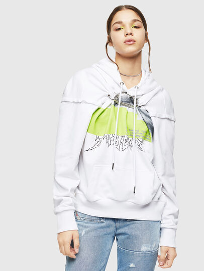 Diesel - F-ALBYHOOK,  - Sweaters - Image 1