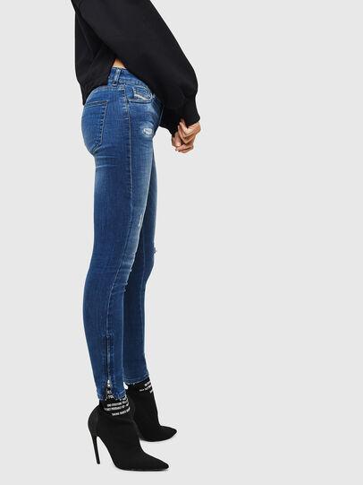 Diesel - Slandy Zip 089AI,  - Jeans - Image 4