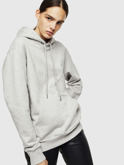 Diesel - S-AFTER, Light Grey - Sweaters - Image 2