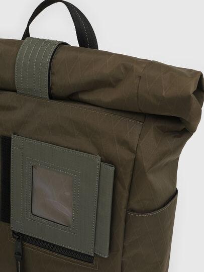Diesel - SHINOBI, Green Camouflage - Backpacks - Image 5
