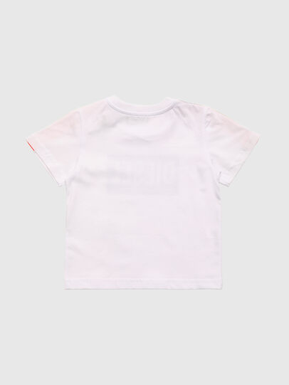 Diesel - TANGEB, White - T-shirts and Tops - Image 2