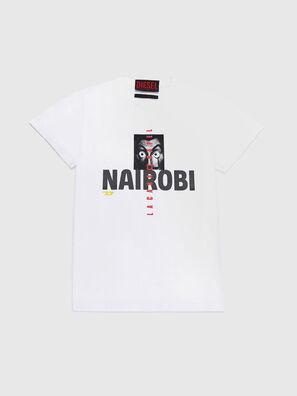 LCP-T-DIEGO-NAIROBI, White - T-Shirts