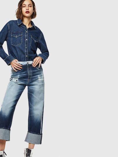 Diesel - D-Reggy 0096S,  - Jeans - Image 6