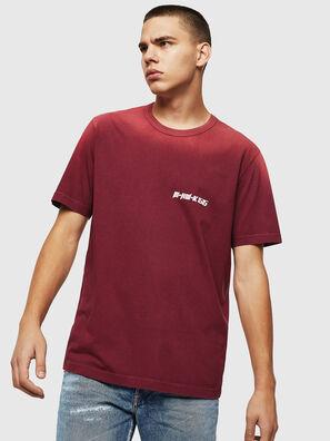 T-DIKEL, Bordeaux - T-Shirts