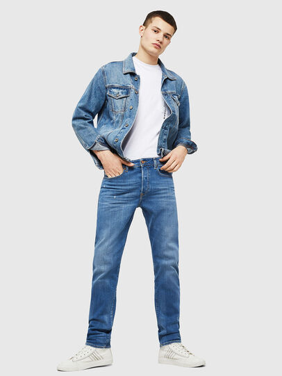 Diesel - Buster 083AX, Light Blue - Jeans - Image 6