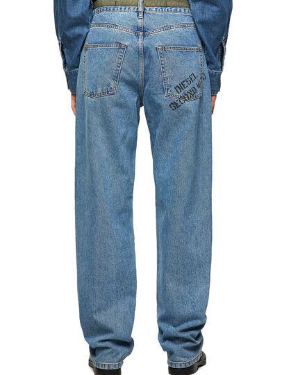 Diesel - DxD-P3 0CBBI, Light Blue - Jeans - Image 2