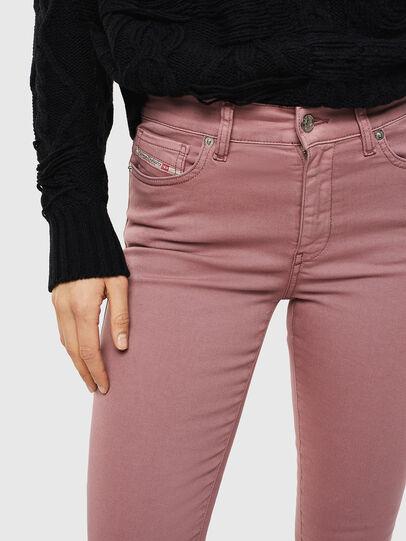 Diesel - D-Roisin 0096H, Hot pink - Jeans - Image 3
