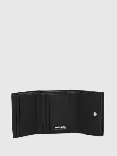 Diesel - LORETTA, Black - Small Wallets - Image 3