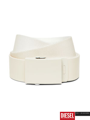 GR02-K302, White - Belts