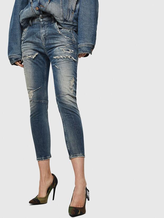 Fayza JoggJeans 0890A,  - Jeans