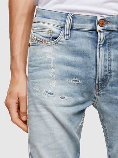 Diesel - D-Reeft JoggJeans® 069UC, Light Blue - Jeans - Image 3
