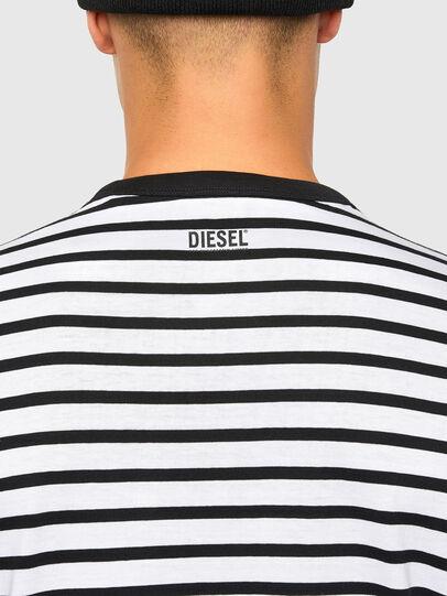 Diesel - T-DIEGOSCO, Black - T-Shirts - Image 4