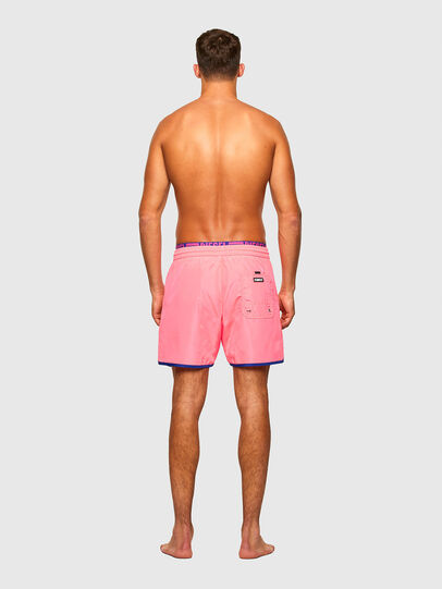 Diesel - BMBX-DOLPHIN-R, Pink - Swim shorts - Image 2