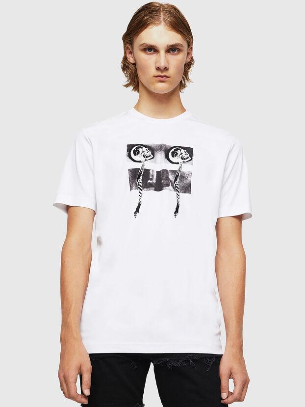 TY-X1, White - T-Shirts