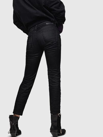 Diesel - D-Rifty 0091I, Black/Dark grey - Jeans - Image 2