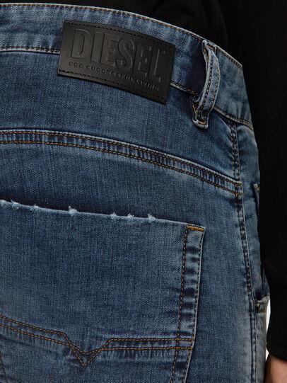 Diesel - KROOLEY JoggJeans® 069NL, Medium blue - Jeans - Image 4
