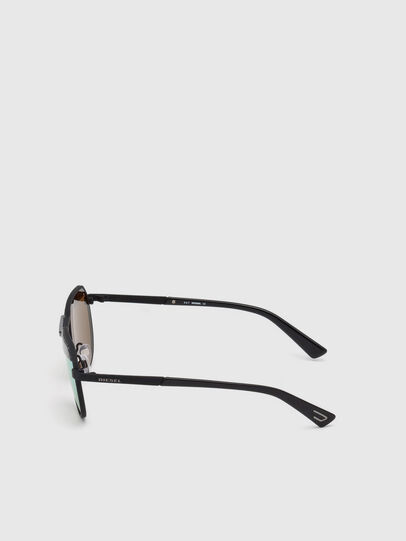 Diesel - DL0260, Black - Sunglasses - Image 3