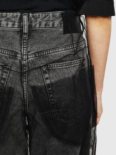 Diesel - TYPE-1004, Black - Jeans - Image 5