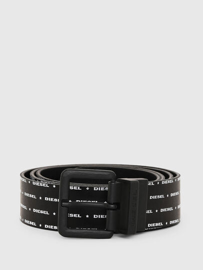 Diesel - B-DOUCKLE, Black - Belts - Image 1