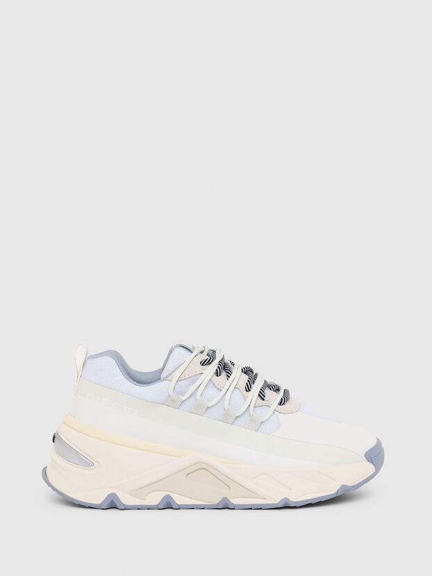 S-HERBY SB, White/Blue - Sneakers