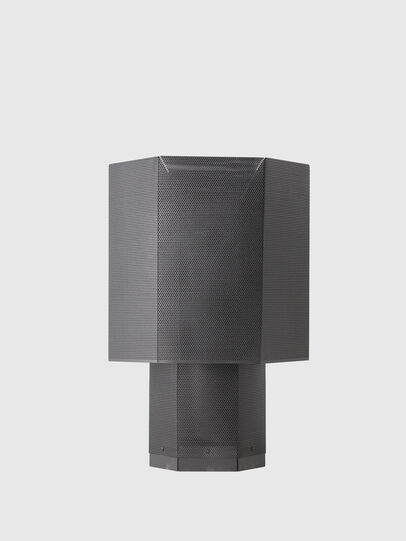 Diesel - HEXX TAVOLO, Anthracite - Table Lighting - Image 1
