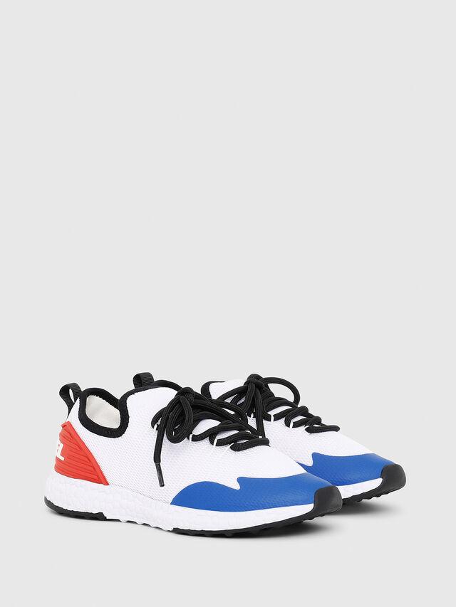 Diesel - SN LOW 10 S-K CH, White - Footwear - Image 2