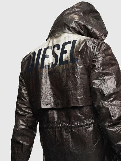 Diesel - J-GRIGOR-TVK, Black - Jackets - Image 4