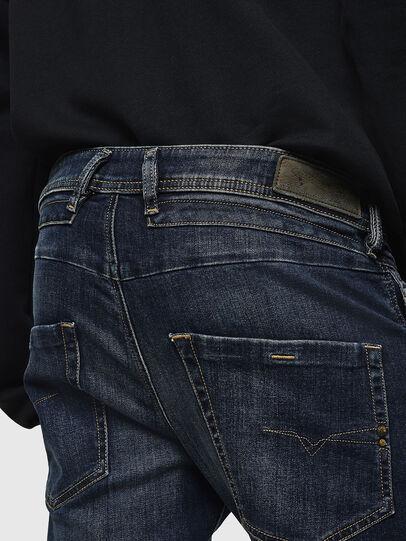 Diesel - Belther 0814W, Dark Blue - Jeans - Image 4