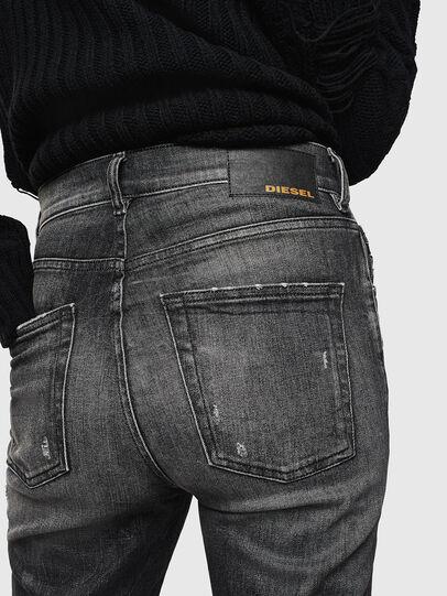 Diesel - Aryel 0095J, Black/Dark grey - Jeans - Image 5